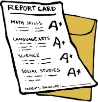 Report Card