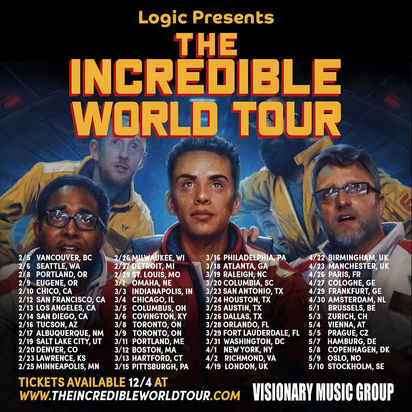 The Incredible World Tour