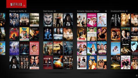 Student Netflix Recommendations