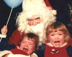 Is Santa Creepy?