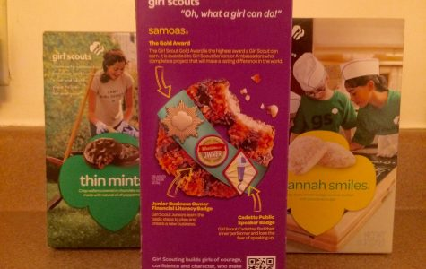 Girl Scout Cookie Craze
