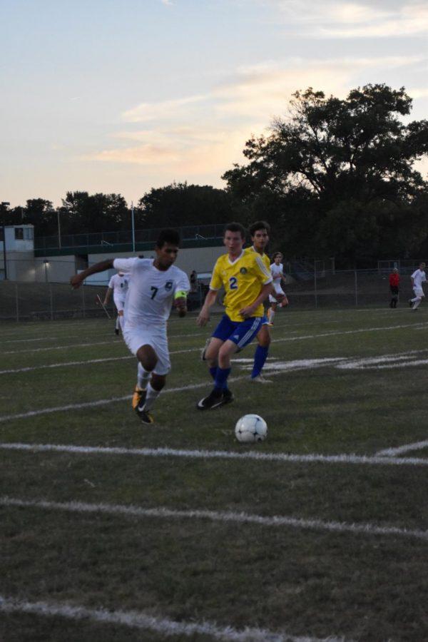 Midfielder, Alsadiq Hasan (12, #7)
