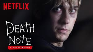"""""""Death Note"""" Movie Review"""