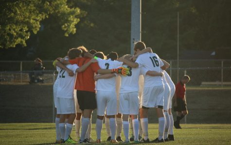 Soccer loses to Vianney 1-2