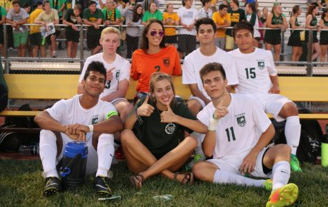 Flyers Soccer defeats Seckman 6-0 during Homecoming Game