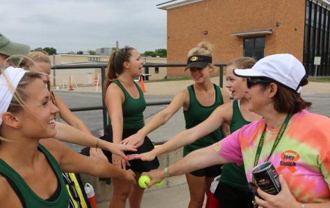 Girls Tennis vs Parkway South