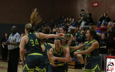 Girls' Basketball arises victorious in the South Side Classic Tournament