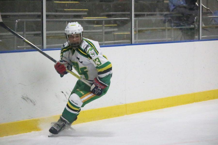 Hunter Heilmann (12, #13)