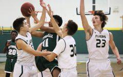 JV Boys' Basketball defeats Pattonville 46-41 in OT