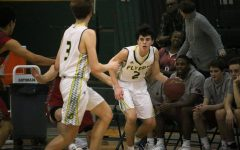 Boys' Basketball falls to Parkway South 42-51